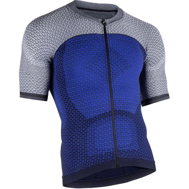 UYN Biking Alpha OW SS Shirt Herren medieval blue/sleet grey
