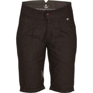 Triple2 Kort Shorts Damen black denim black denim
