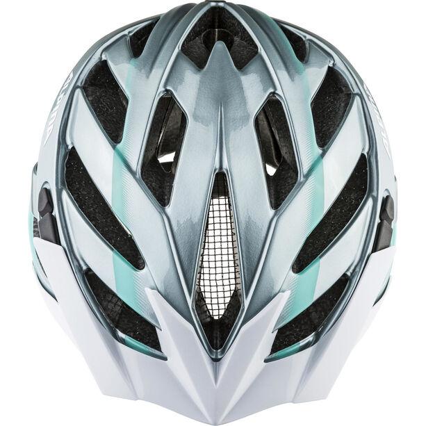 Alpina Panoma 2.0 Helmet steelgrey-smaragd