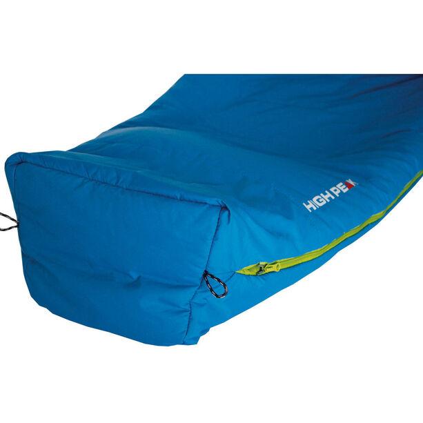 High Peak Hyperion 1 Sleeping Bag L blue/green