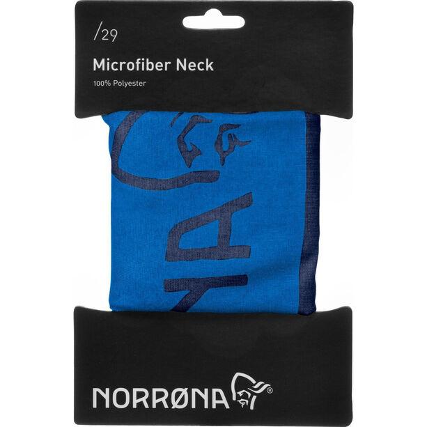 Norrøna /29 Microfiber Neck indigo night