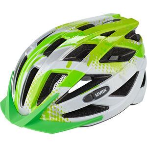 UVEX Air Wing Helmet Kinder lime-white lime-white
