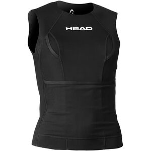 Head B2 Function 0.5 Vest Damen black black