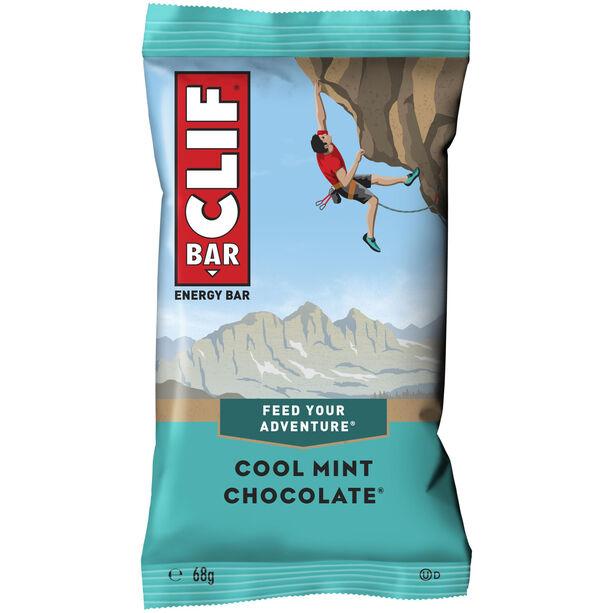 CLIF Bar Energy Riegel Box 12x68g Schoko-Minze