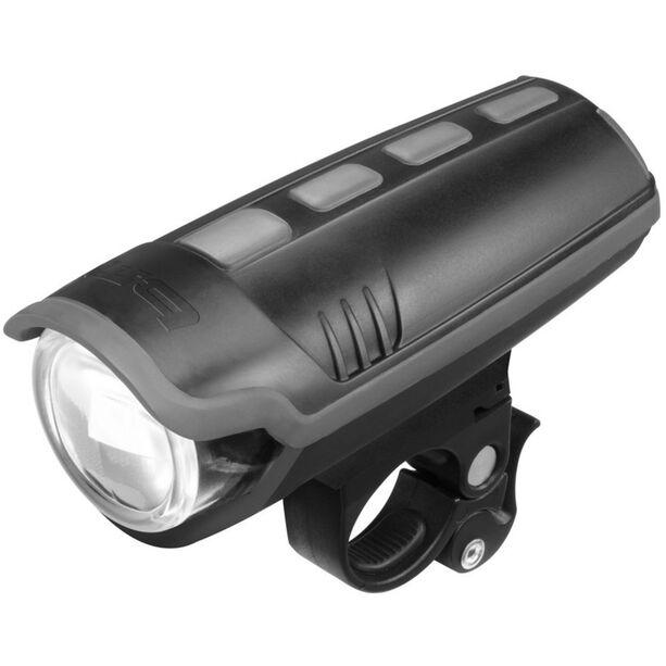 Busch + Müller IXON Pure Frontscheinwerfer mit Akkus und Ladegerät schwarz