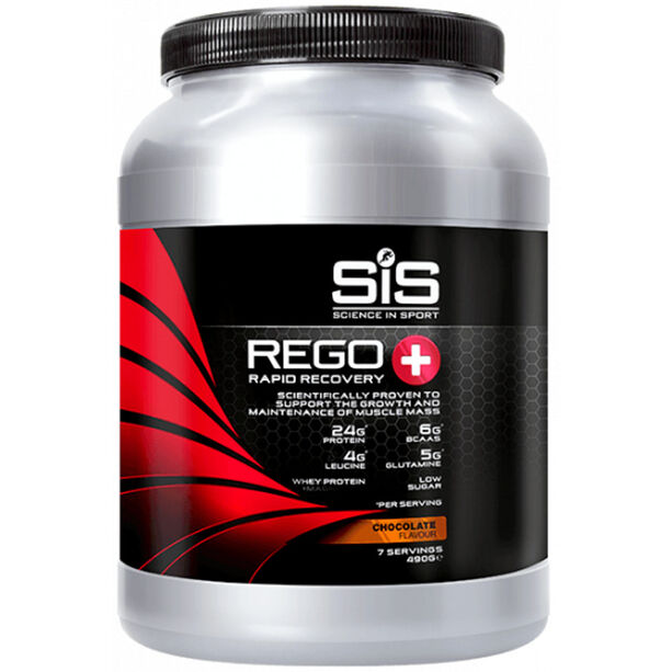 SiS Rego Rapid Recovery Plus Dose 490g Chocolate