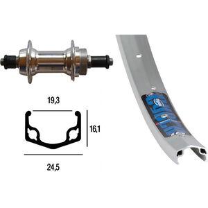 Ryde Cyber 10 Rear Wheel 28x1.75 Screwdriver 6/7-speed
