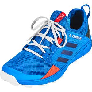 adidas TERREX Agravic Speed+ Shoes Herren blue beauty/legend ink/active red blue beauty/legend ink/active red