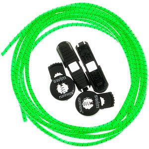 Swimrunners Swimrun Laces 2x100cm Neon Green bei fahrrad.de Online