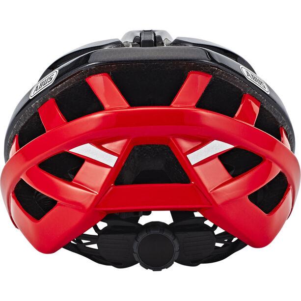 ABUS In-Vizz Ascent Helmet red comb