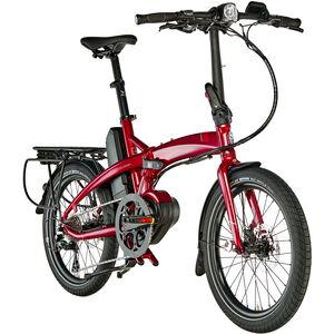 tern Vektron P9 dark red/red bei fahrrad.de Online