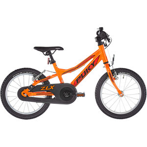 "Puky ZLX 16-1 Alu F Fahrrad 16"" Kinder racing orange racing orange"