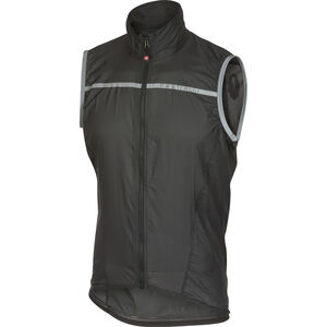 Castelli Superleggera Vest Men anthracite/yellow fluo