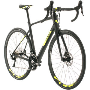 Cube Attain GTC Race carbon/flash yellow carbon/flash yellow