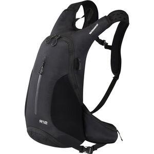 Shimano Rokko II Backpack 12 L black