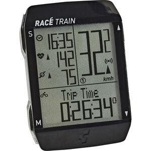 Cube Race Train Fahrradcomputer Set black black