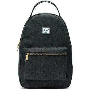 Herschel Nova Small Backpack 17l black crosshatch black crosshatch