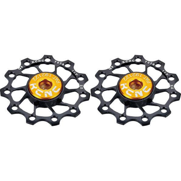 KCNC Jockey Wheel Titan 10 Zähne SS bearing 1 Paar