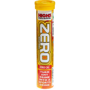 High5 Electrolyte Sports Drink Zero Tabs 20 Stück Neutral
