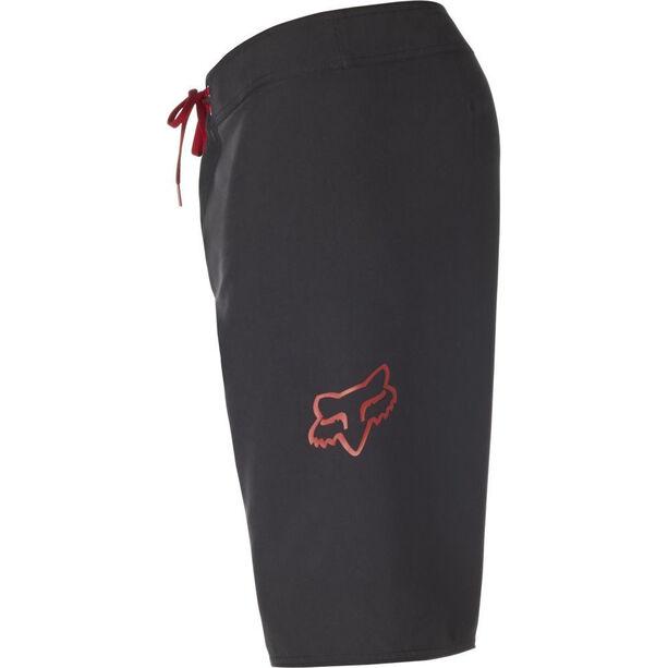 Fox Overhead Boardshorts Herren black/red