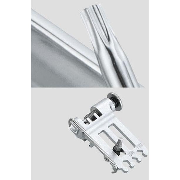 Topeak Mini 20 Pro Multitool silber
