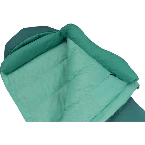 Sea to Summit Journey JoII Sleeping Bag Long Damen emerald/peacock