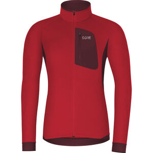 GORE WEAR Thermo Shirt Men red/chestnut red bei fahrrad.de Online