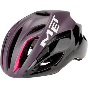MET Rivale Helm deep purple black deep purple black