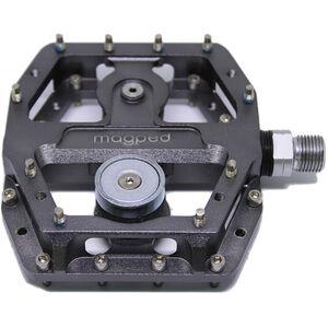 magped Enduro Magnetpedale grau grau