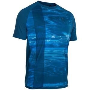 ION Traze AMP Kurzarm-Shirt Herren ocean blue ocean blue