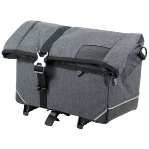Norco Exeter Gepäckträgertasche Topklip grau grau