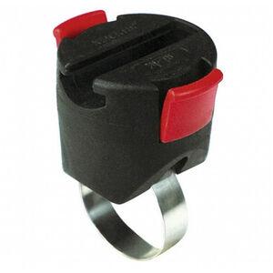 KlickFix Mini Adapter für Seilschlösser schwarz schwarz