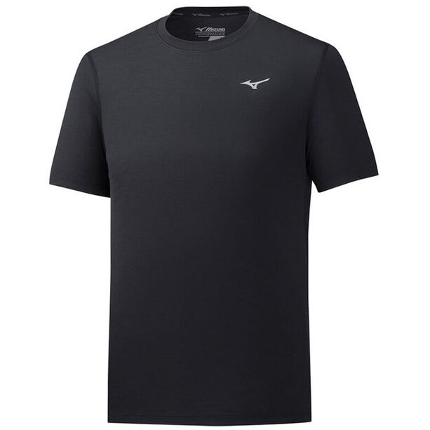 Mizuno Impulse Core t-Shirt Herren black