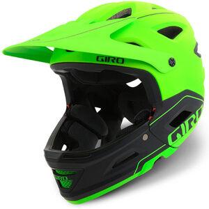 Giro Switchblade MIPS Helmet mat lime/black
