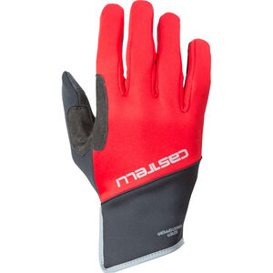 Castelli Scalda Pro Gloves red/black