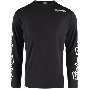 Troy Lee Designs Sprint LS Jersey Herren black black