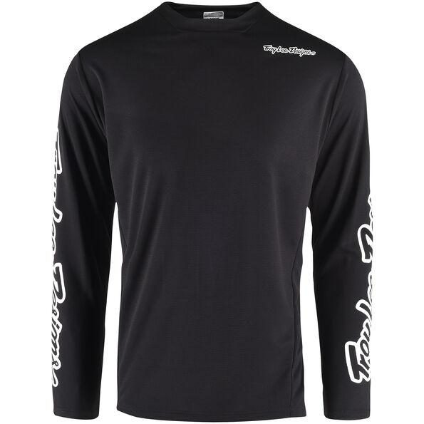 Troy Lee Designs Sprint LS Jersey Herren black