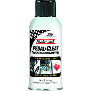 Finish Line Pedal & Cleat Schmiermittel 150ml