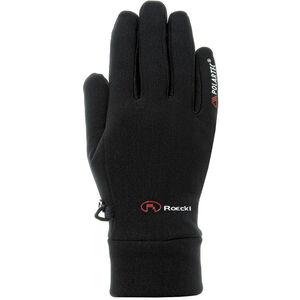 Roeckl Pino Handschuhe schwarz schwarz