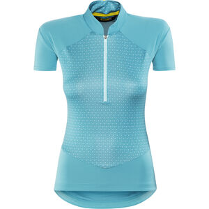 Mavic Sequence Graphic SS Jersey Damen blue moon blue moon