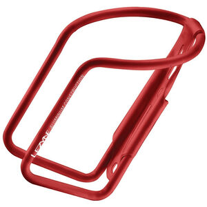 Lezyne Power Cage Flaschenhalter glossy red glossy red