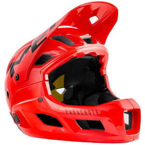MET Parachute MCR MIPS Helm red glossy red glossy
