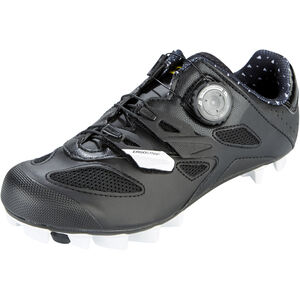 Mavic Sequence XC Elite Shoes Damen black/black/white black/black/white