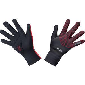 GORE WEAR C3 Gore-Tex Infinium Stretch Mid Handschuhe black/red black/red
