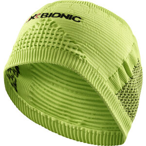 X-Bionic Headband High Unisex green lime/black