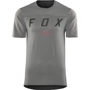 Fox Flexair Moth SS Jersey Herren grey vintage grey vintage
