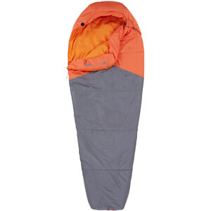 The North Face Aleutian 40/4 Sleeping Bag regular monarch orange/zinc grey monarch orange/zinc grey