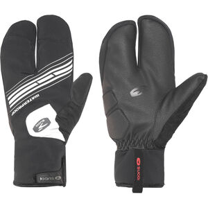 Sugoi Zap SubZero Split Gloves black black