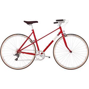 Creme Echo Uno Mixte Ladies deep red bei fahrrad.de Online