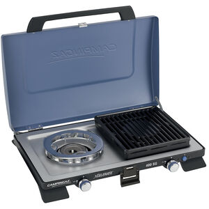 Campingaz 400 SG Zweiflammkocher blau blau